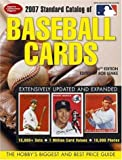 Standard Catalog of Baseball Cards: The Hobby's Biggest and Best Price Guide (Standard Catalog of Vintage Baseball Cards)