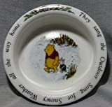 Royal Doulton Winnie The Pooh Bowl Disney Made in England