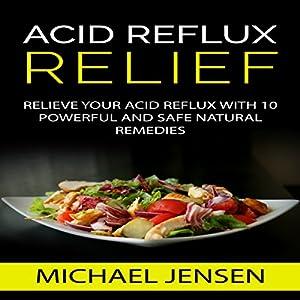 Acid Reflux Relief Audiobook