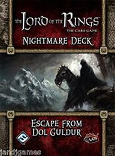 The Lord of the Rings LCG: Escape from Dol Goldur