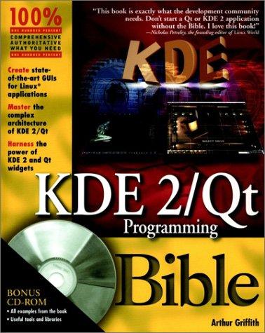 Kde 2/Qt Programming Bible