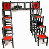 Cat Castle - Modular Cat Playground : Size CAT CASTLE