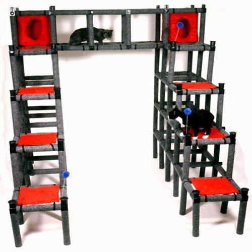 Feline Furniture Cat Castle