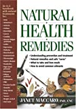 img - for Natural Health Remedies: An A-Z handbook with natural treatments book / textbook / text book