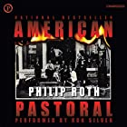American Pastoral Audiobook by Philip Roth Narrated by Ron Silver