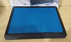 Technotech Laptop Cooling Pad M-119 (Blue)