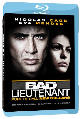 Bad Lieutenant: Port of Call New Orleans [Blu-ray] [Import]