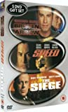 Broken Arrow/Speed/The Siege [DVD] [1999]