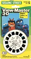 Sesame Street Shapes, Colors and Size…