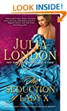 The Seduction of Lady X (The Secrets of Hadley Green series Book 3)