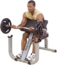 Body-Solid GPCB-329 Preacher Curl Bench