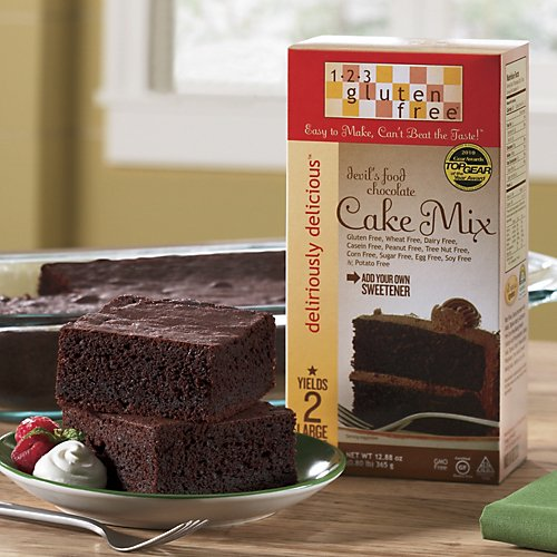 The Swiss Colony Gluten Free Devil's Food Cake Mix