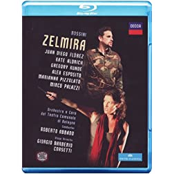Rossini: Zelmira [Blu-ray]