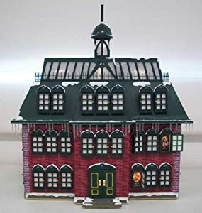 Christmas Advent House.1 National Lampoons Christmas Vacation Advent House Calendar