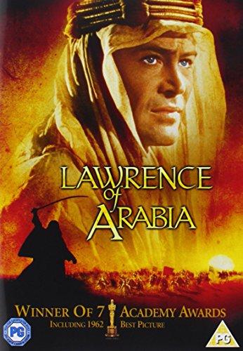 Lawrence of Arabia (Restored Version) [UK Import]