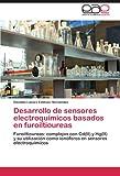 img - for Desarrollo de sensores electroqu micos basados en furoiltioureas: Furoiltioureas: complejos con Cd(II) y Hg(II) y su utilizaci n como ion foros en sensores electroqu micos (Spanish Edition) book / textbook / text book