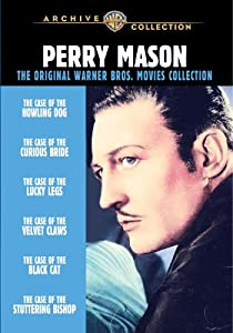 Perry Mason Mysteries: The Original Warner Bros. Movies Collection from Warner Archive