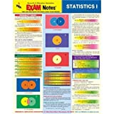 EXAMNotes for Statistics I (EXAMNotes) (0878917403) by The Editors of REA