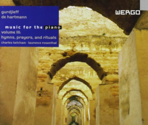 Music for the Piano Vol 3 - Hymns, Prayers & Rituals/Ketcha