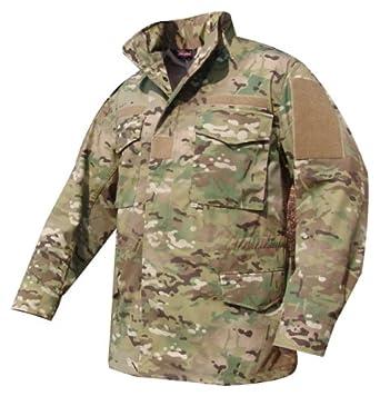 Tru-Spec Multicam Nylon / Cotton Ripstop M-65 Field Jackets - 2409007