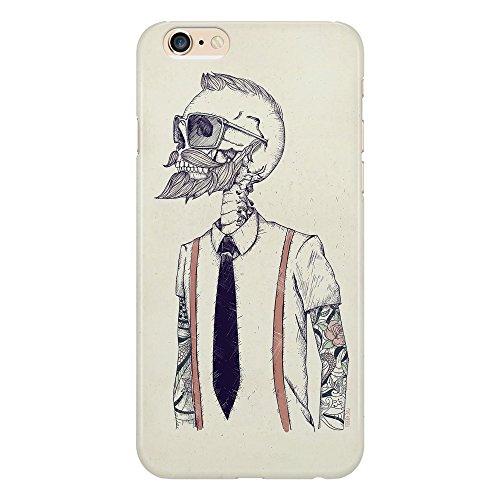 Cover Custodia Protettiva Hipster Skeleton Tumblr Illustrazione Barber Shop Barba Scheletro Skull Camicia Design Classic Case Iphone 4/4S/5/5S/5SE/5C/6/6S/6plus/6s plus Samsung S3/S3neo/S4/S4mini/S5/S5mini/S6/note