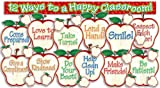 Happy-Classroom-Apples!-Bulletin-Board