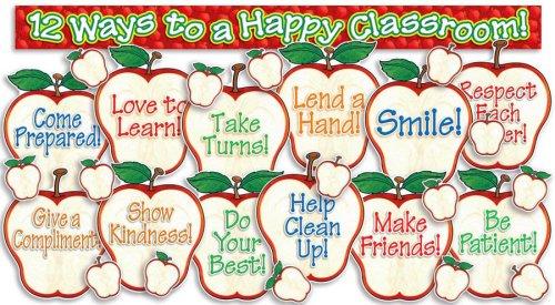 happy-classroom-apples-bulletin-board