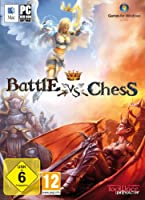 Battle VS Chess (PC & Mac DVD) 2 Games in one.