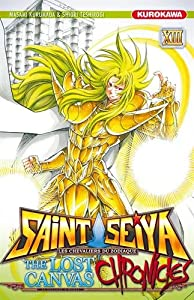 Saint Seiya - The Lost Canvas Chronicles Edition simple Tome 13