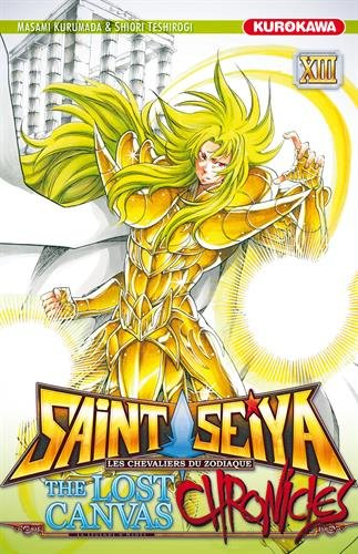 Saint Seiya - The lost canvas - Chronicles - T13