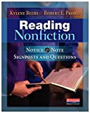 img - for Reading Nonfiction: Notice & Note Signposts and Questions book / textbook / text book