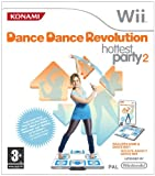 Dance Dance Revolution: Hottest Party 2 Bundle - With Mat (Wii)