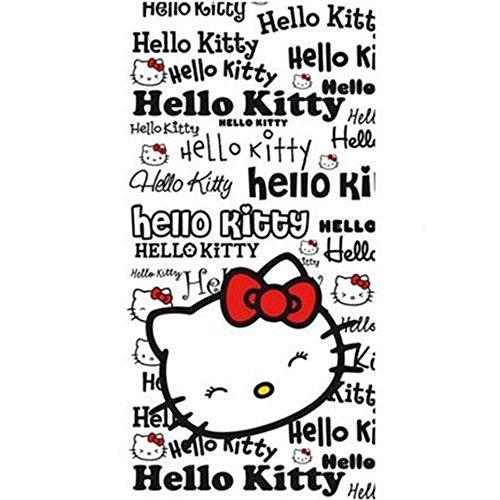 Asciugamano da bagno Hello Kitty