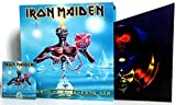 Iron Maiden Seventh Son SEALED EMPTY BOX for jewel case, mini lp cd