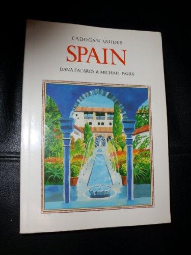 Spain (Cadogan guides), Facaros, Dana