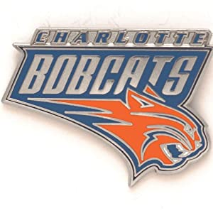 Buy Charlotte Bobcats Official NBA 1 Lapel Pin by Wincraft