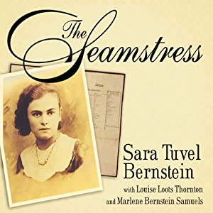 The Seamstress book cover