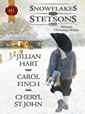 img - for Snowflakes and Stetsons: The Cowboy's Christmas Miracle\Christmas at Cahill Crossing\A Magical Gift at Christmas book / textbook / text book