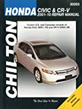 Honda Civic and CR-V, 2001-2010
