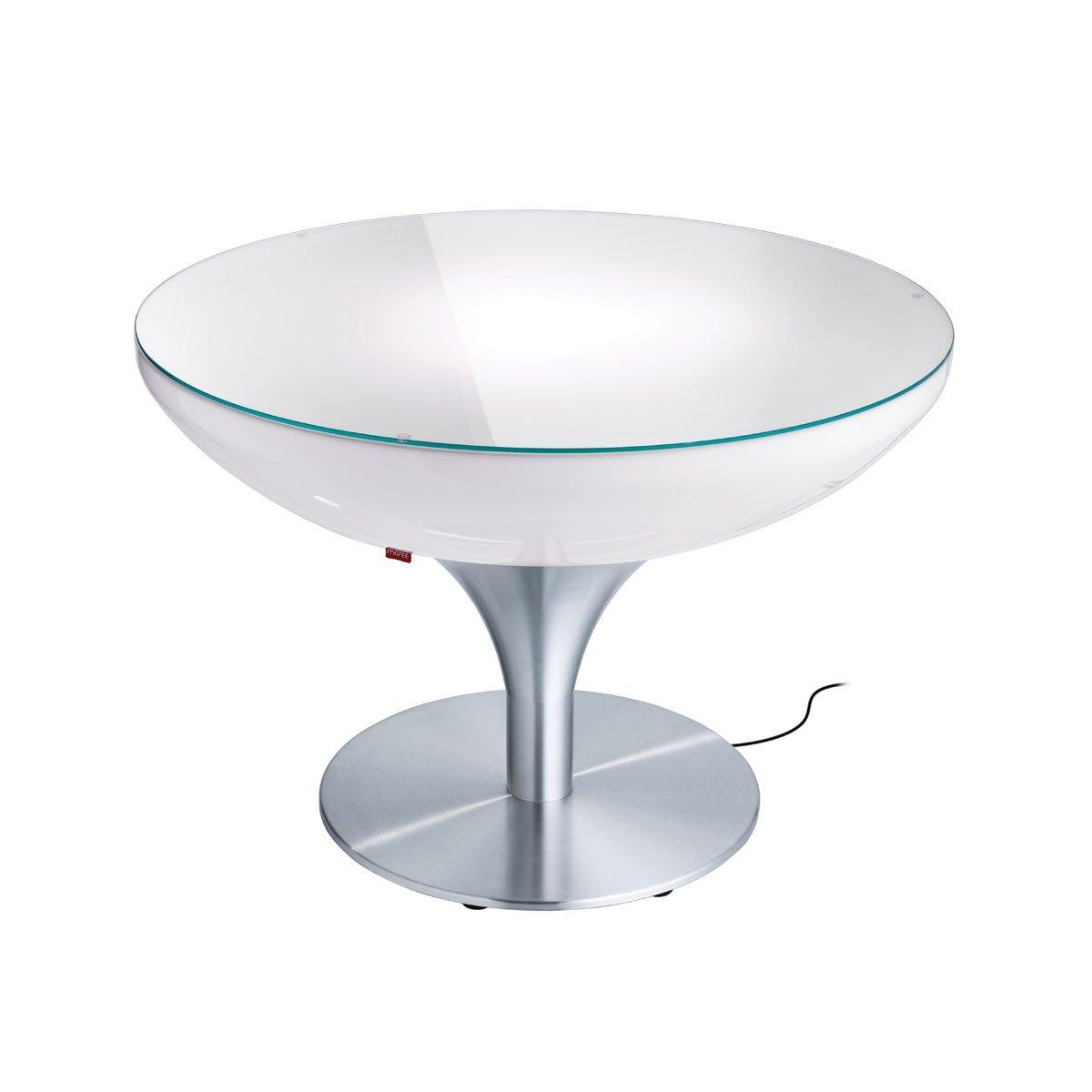 Couchtisch Lounge Größe: 55 cm H x 84 cm Ø günstig kaufen
