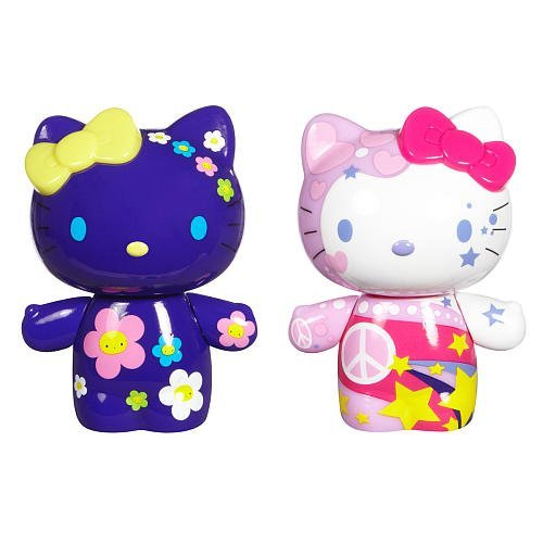 Buy Low Price Jakks Pacific Hello Kitty Urban Vinyl Figure Set (B002NGHLCO)