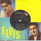 ELVIS PRESLEY my way / america 45 rpm single