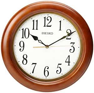 Buy Seiko Qxa522blh Classic Wall Clock Online At Low