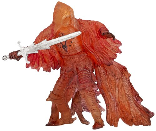 Papo Fire Horseman Toy Figure - 1