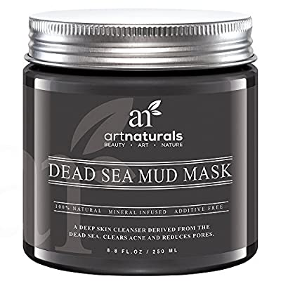 Art Naturals Dead Sea Mud Mask for Face, Body and Hair, 8.8 oz