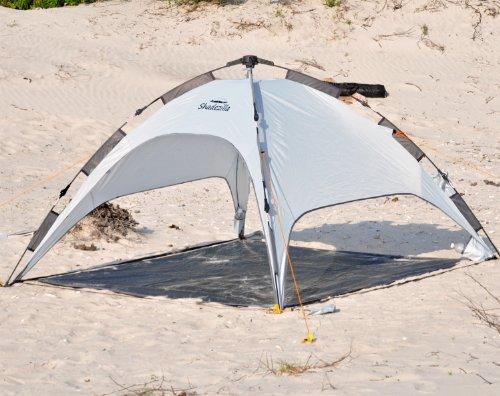 Best Pop Up Beach Tent : Shadezilla easy pop up beach tent upf w removable