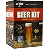 Mr. Beer Premium Edition Home Brewing Craft Beer Kit