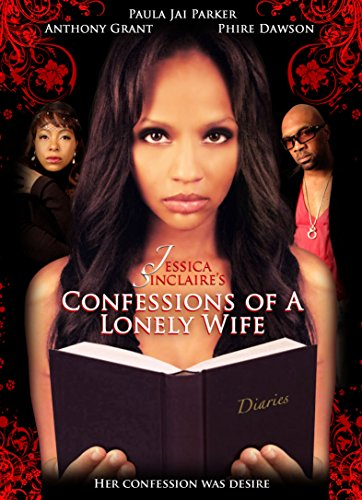 DVD : Jessica Sinclaire's Confessions Of A Lonely Wife (DVD)
