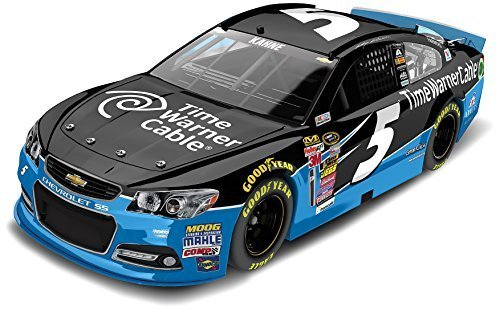 lionel-racing-cx55821twkk-kasey-kahne-5-time-warner-cable-2015-chevy-ss-124-scale-arc-hoto-official-