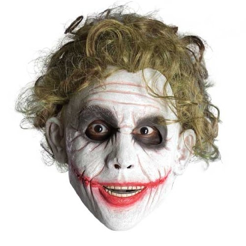 Batman The Dark Knight Child's Wig, The Joker - 1